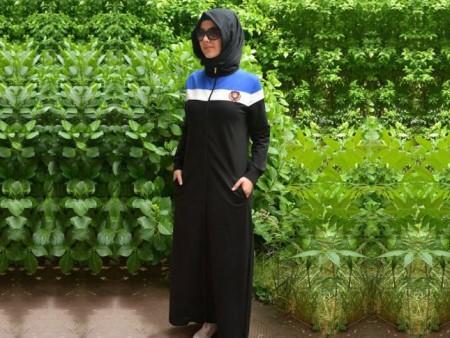 ملابس محجبات بالوان جديدة (4)