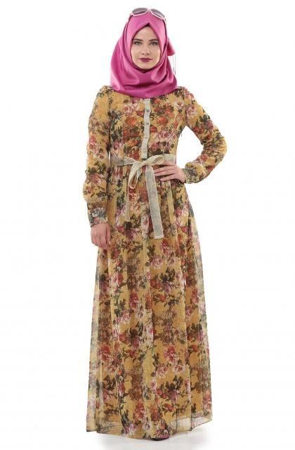 ملابس محجبات موضة 2016 (4)