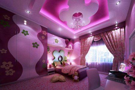 احدث صور غرف نوم اطفال جميلة وجديدة 2016 (1)