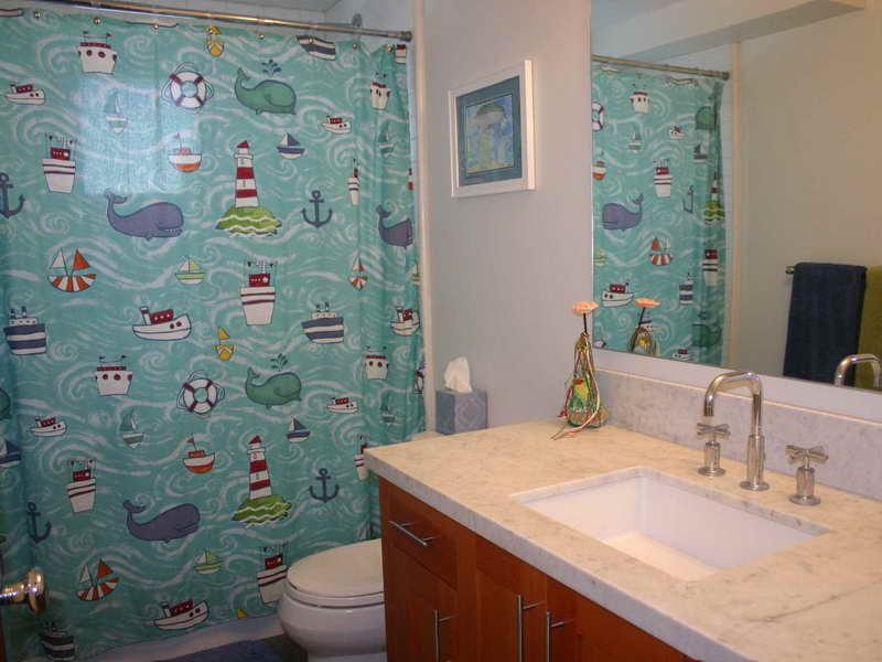 اشكال ستائر حمامات  (3)