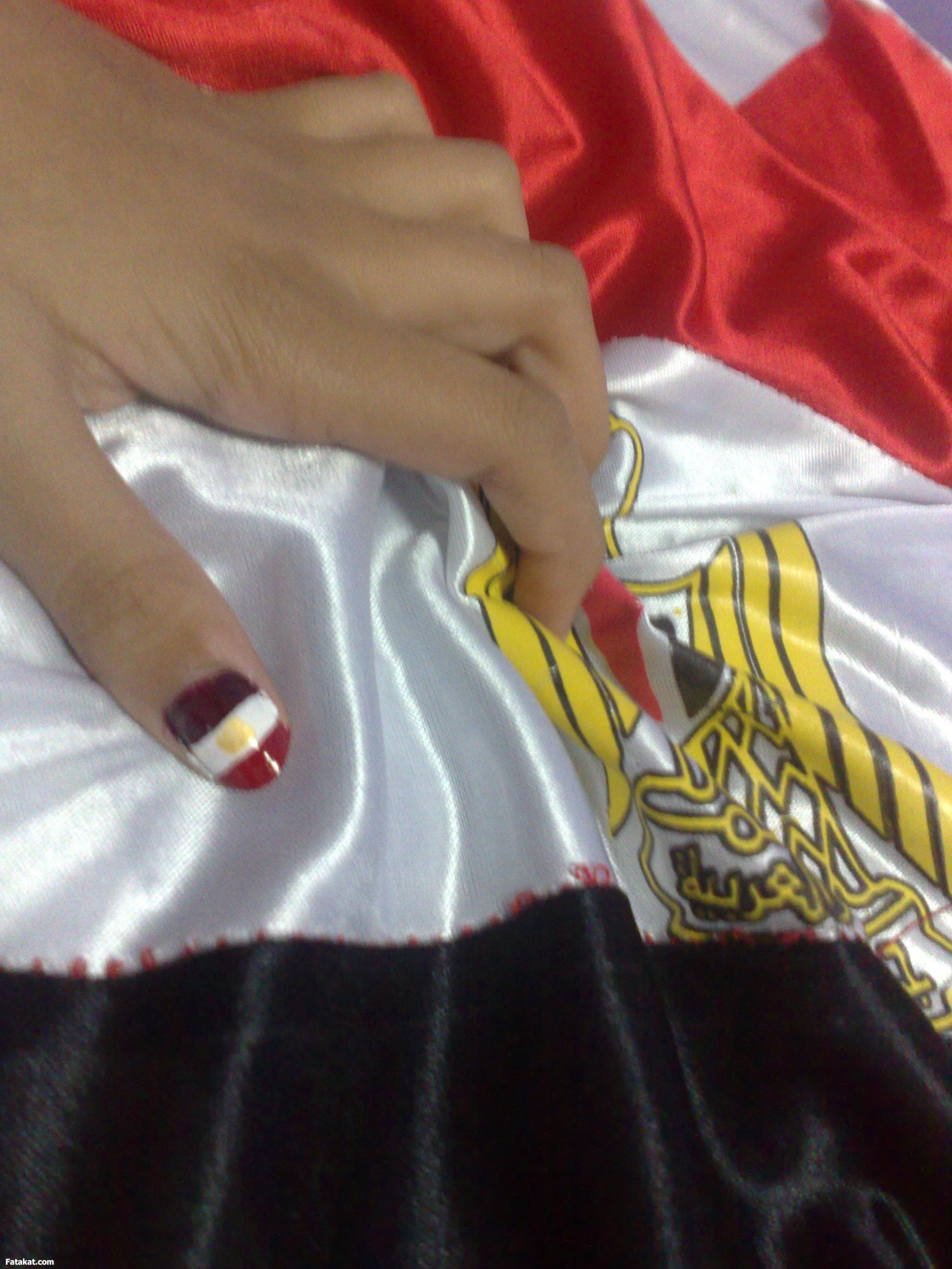 العلم المصري (2)