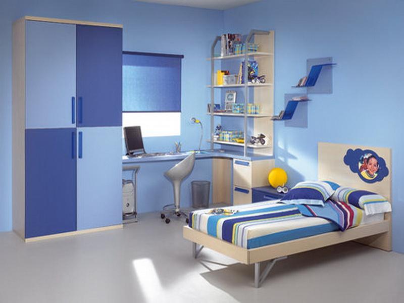 الوان غرف النوم الاطفال2016 (1)