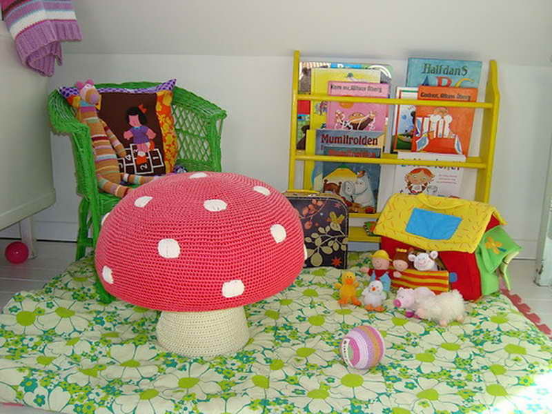 الوان غرف نوم اطفال 2016 (1)