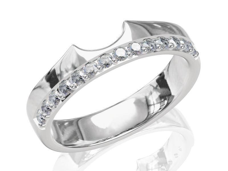 خواتم خطوبة الماس (5)