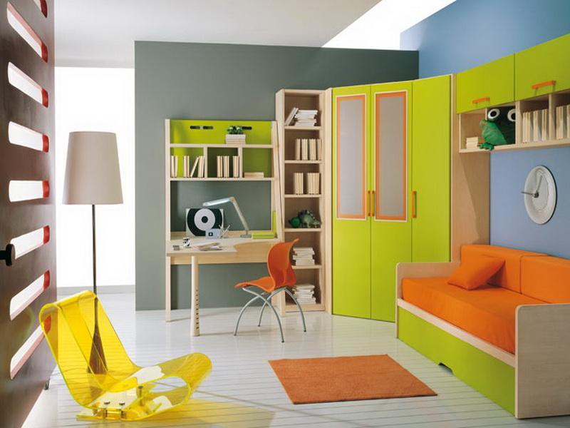 ديكورات غرف نوم اطفال 2016 (1)