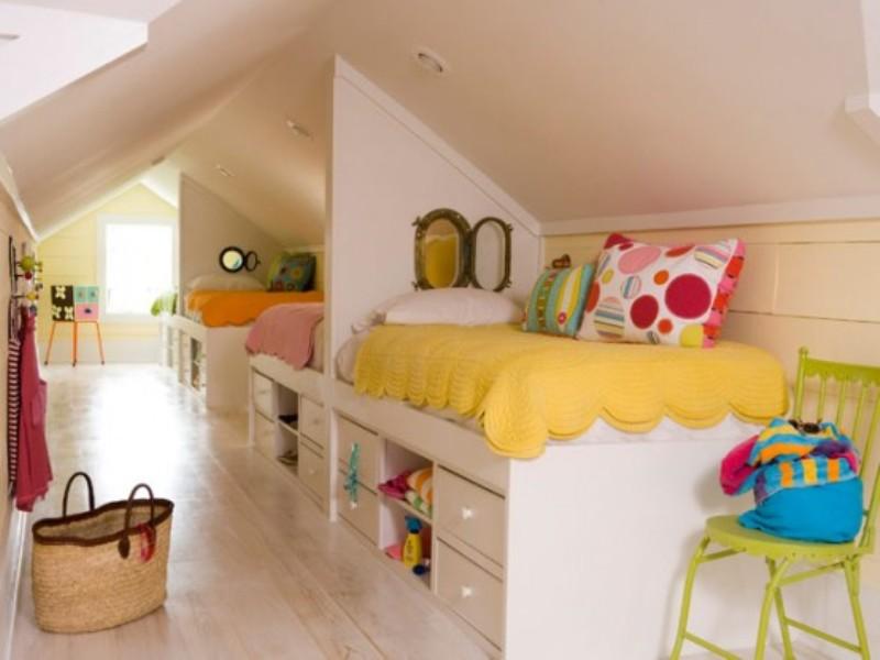 ديكورات غرف نوم اطفال 2016 (3)