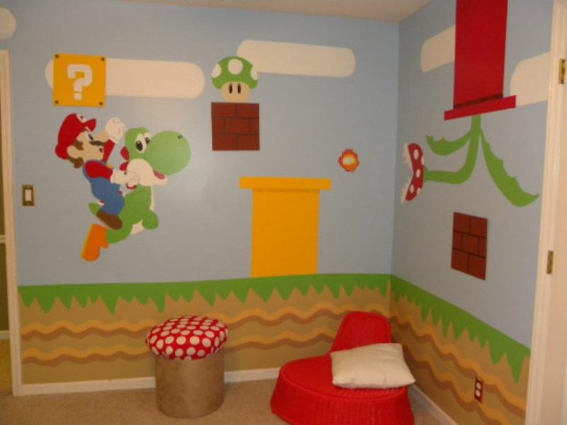 ديكورات غرف نوم اطفال 2016 (6)