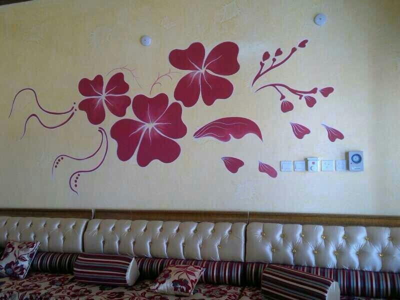 رسومات على الجدران  (2)