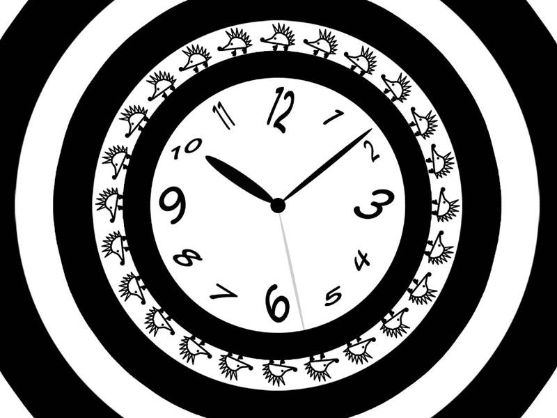 ساعات بالصور (3)