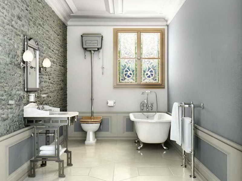 ستائر حمامات بسيطة  (5)
