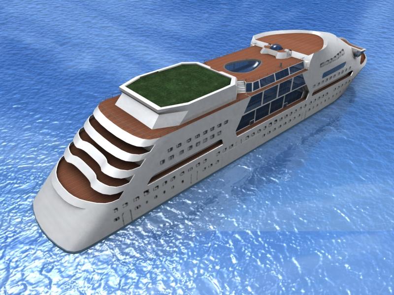 سفن بالصور (3)