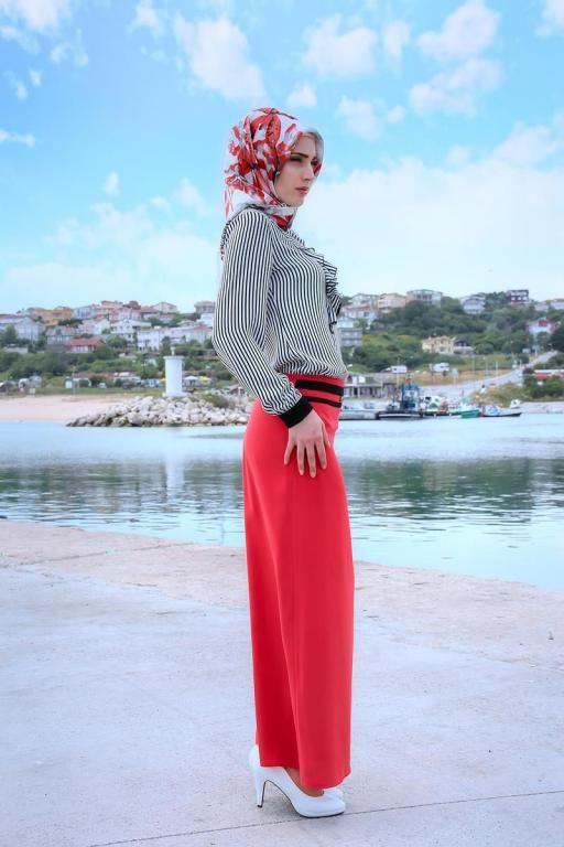 صور ازياء وملابس تركية للمحجبات جديدة بأحدث موضة (1)