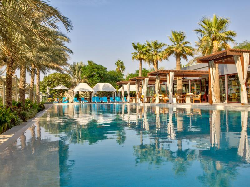 for Hotel with private swimming pool in dubai