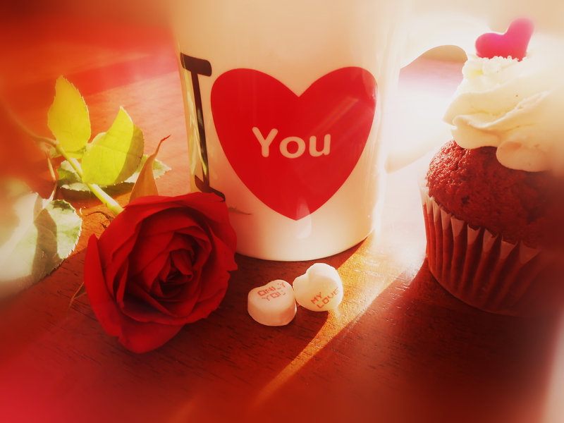 صور خواطر حب مكتوب i love u (2)
