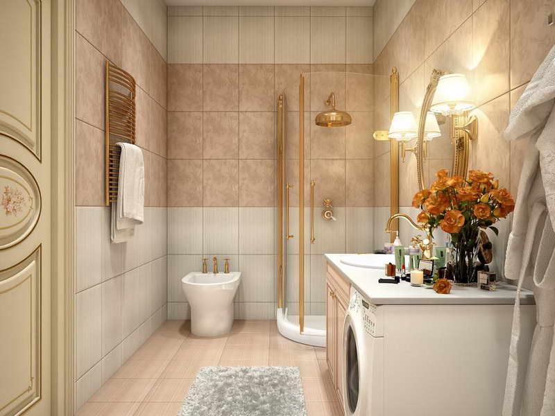 صور ستائر حمامات  (1)