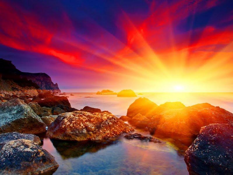 صور عن شروق الشمس  (3)