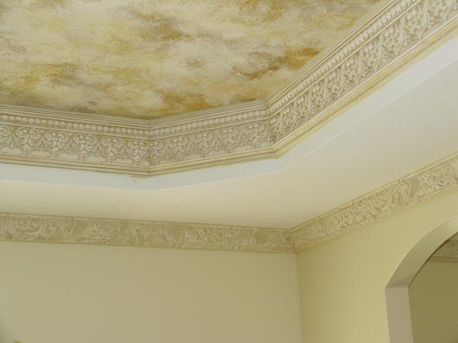 صور كرانيش جبس اسقف بأشكال وتصميمات جديدة مودرن | ميكساتك