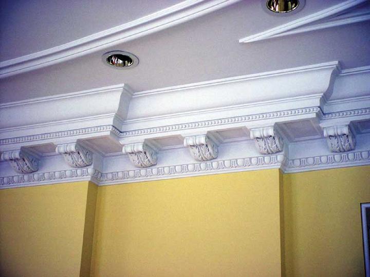 صور كرانيش جبس اسقف بأشكال وتصميمات جديدة مودرن ميكساتك