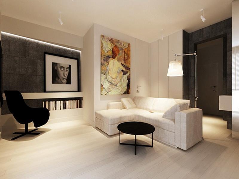 غرفة نوم ابيض  (5)