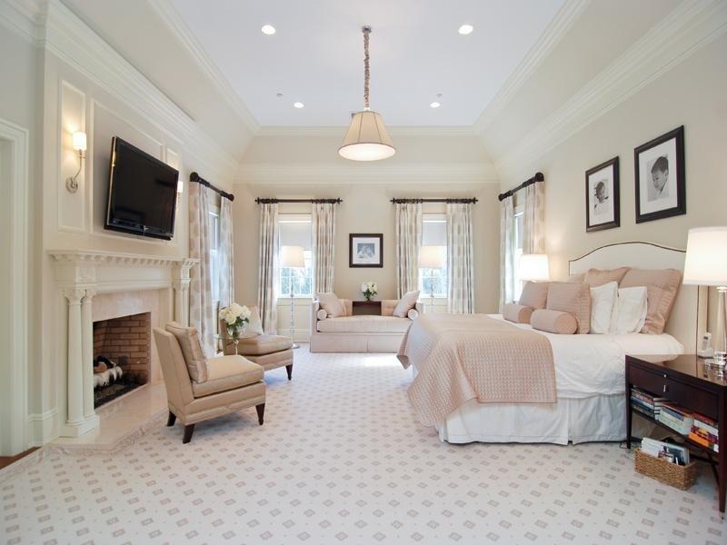 غرف نوم أبيض  (1)