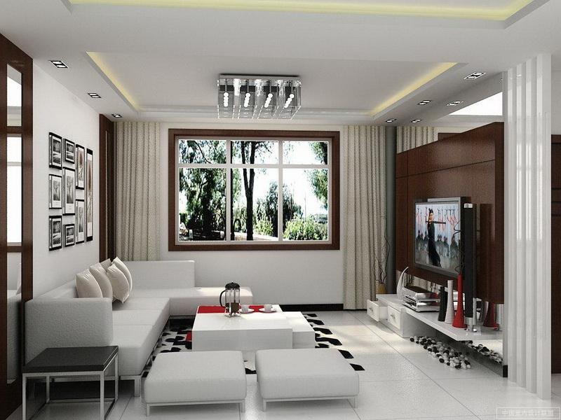 غرف نوم بيضاء (1)