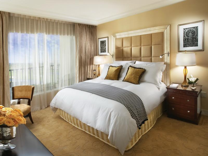 غرف نوم لون ابيض  (3)