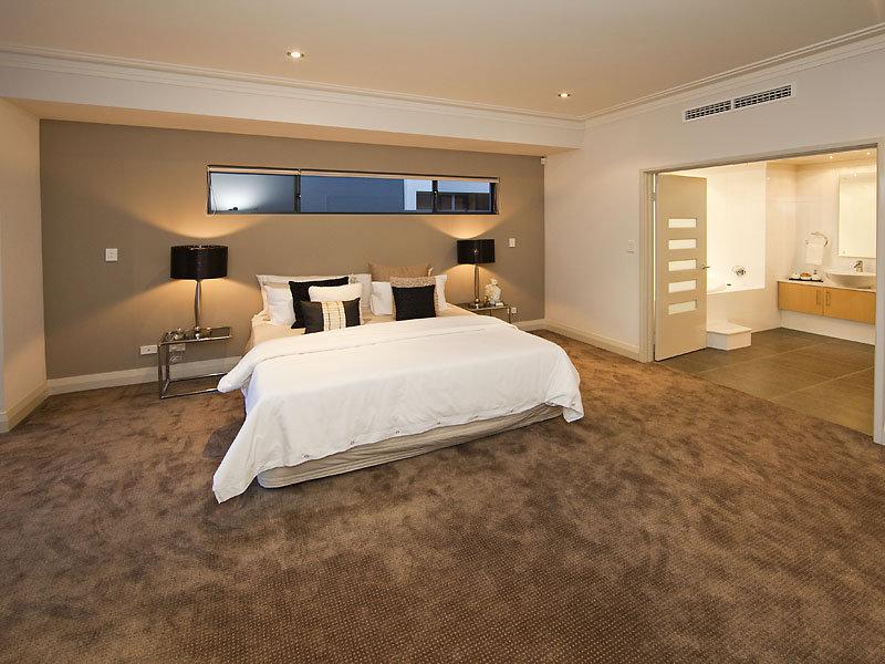 غرف نوم لون ابيض  (6)