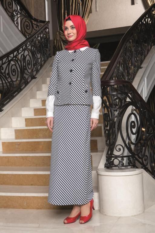 لبس محجبات تركي (8)
