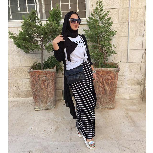 9b44087ea96fd بالصور احدث موضة في ملابس وأزياء البنات المحجبات 2016