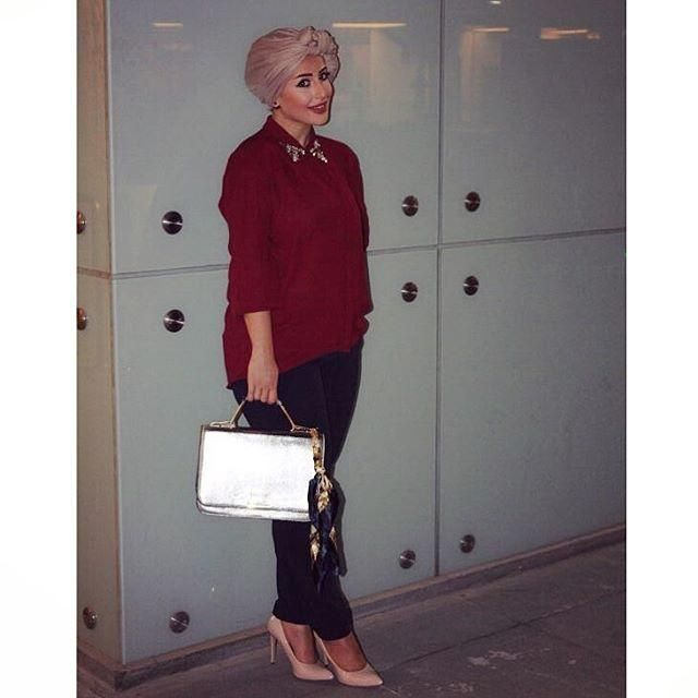 لبس محجبات موضة 2016 (4)