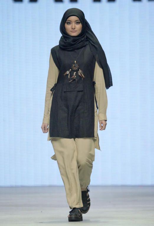ملابس سهرة محجبات 2016 (1)