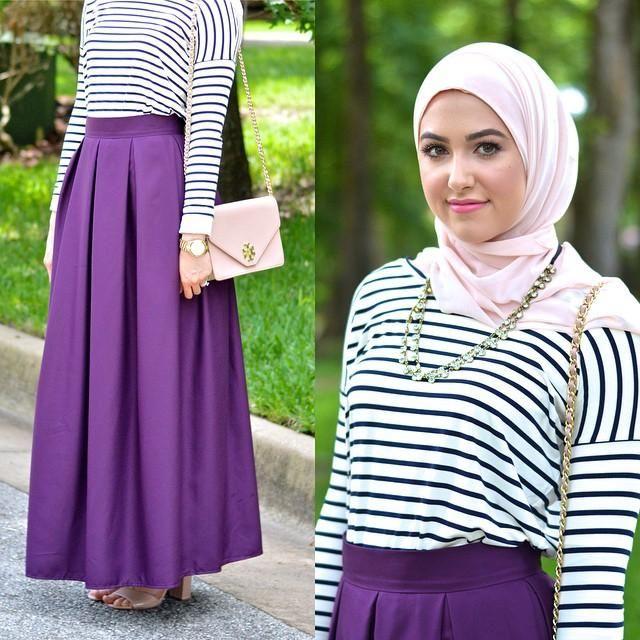 ملابس محجبات جديدة تركيه (3)