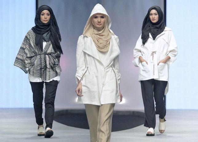 ملابس محجبات سهرة 2016 (1)