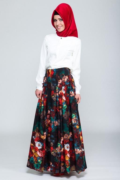 23f83246b صور ازياء وملابس تركية للمحجبات جديدة بأحدث موضة | ميكساتك