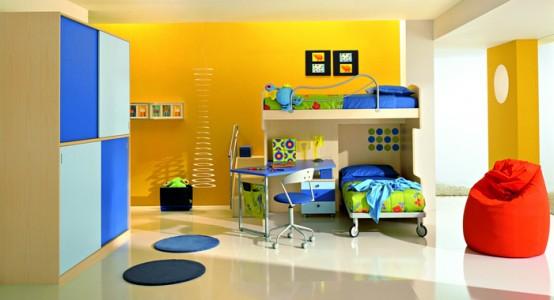 احدث اشكال غرف نوم الاطفال 2016 (4)