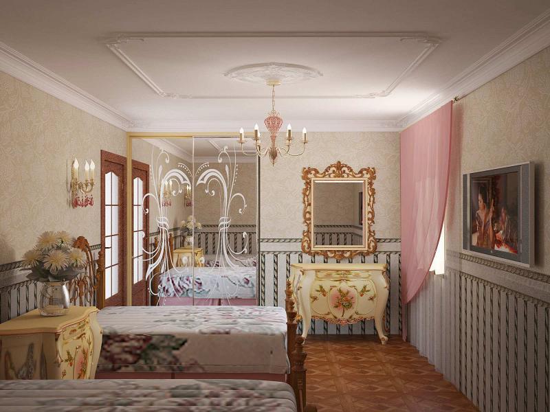 احدث غرف نوم اطفال مودرن (2)
