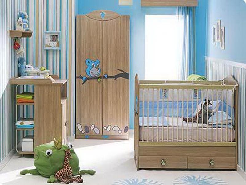 احدث غرف نوم اطفال مودرن (4)