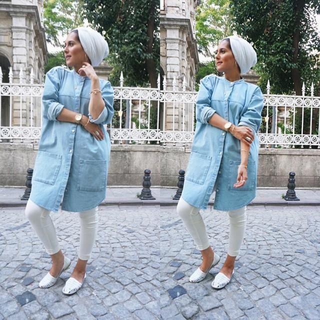 احدث موضة ملابس محجبات 2016 (4)