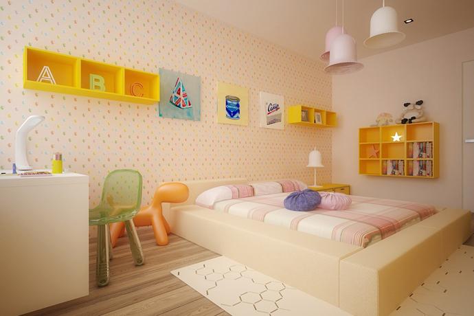 احلي صور غرف اطفال مودرن 2016 (1)