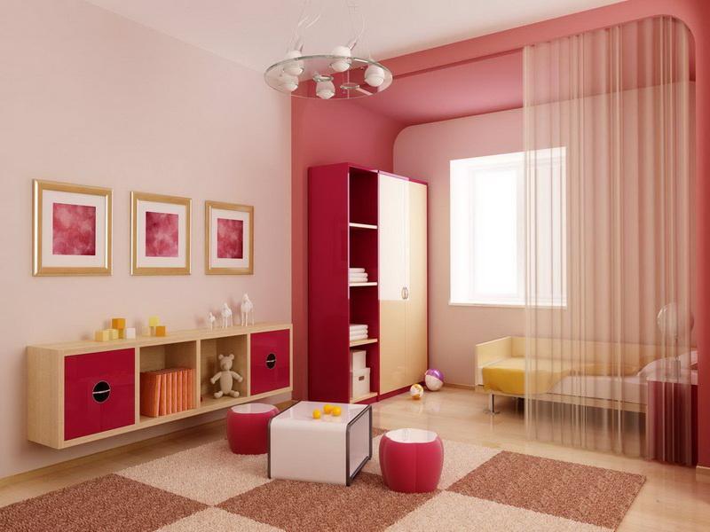 احلي صور غرف نوم اطفال مودرن (1)