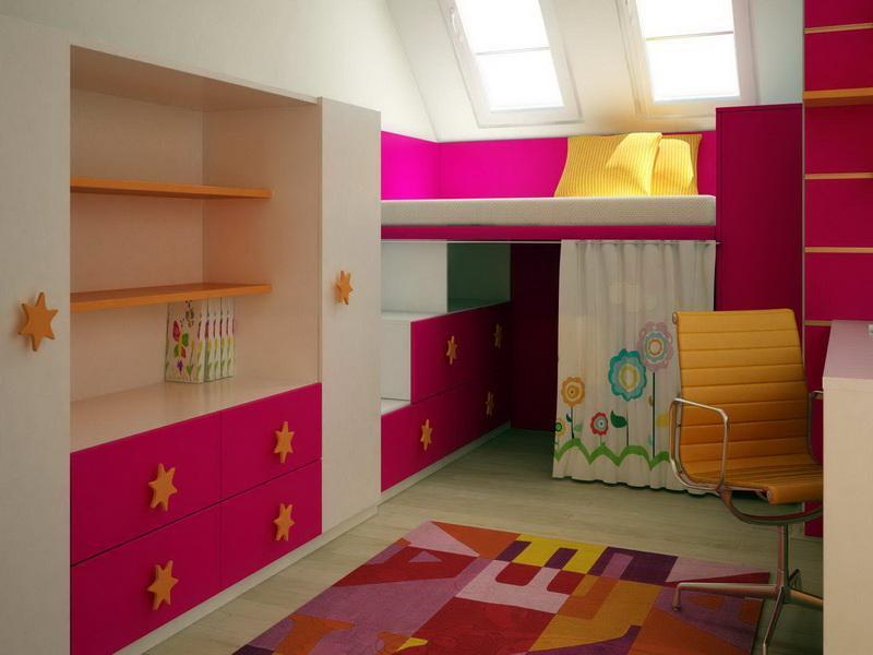 احلي غرف نوم اطفال دمياط (3)