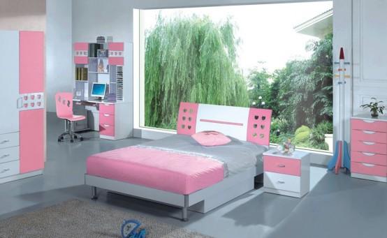 احلي واجدد غرف نوم اطفال (1)