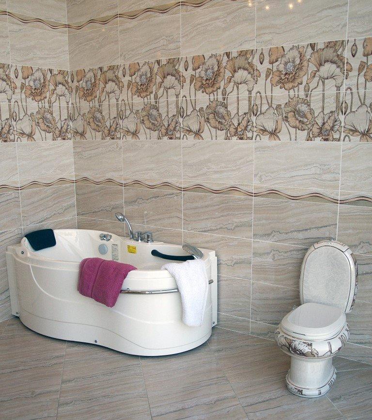 ارضيات حمامات سيراميك 2016 (3)
