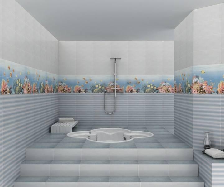 اشكال والوان سيراميك حمامات 2016 (2)
