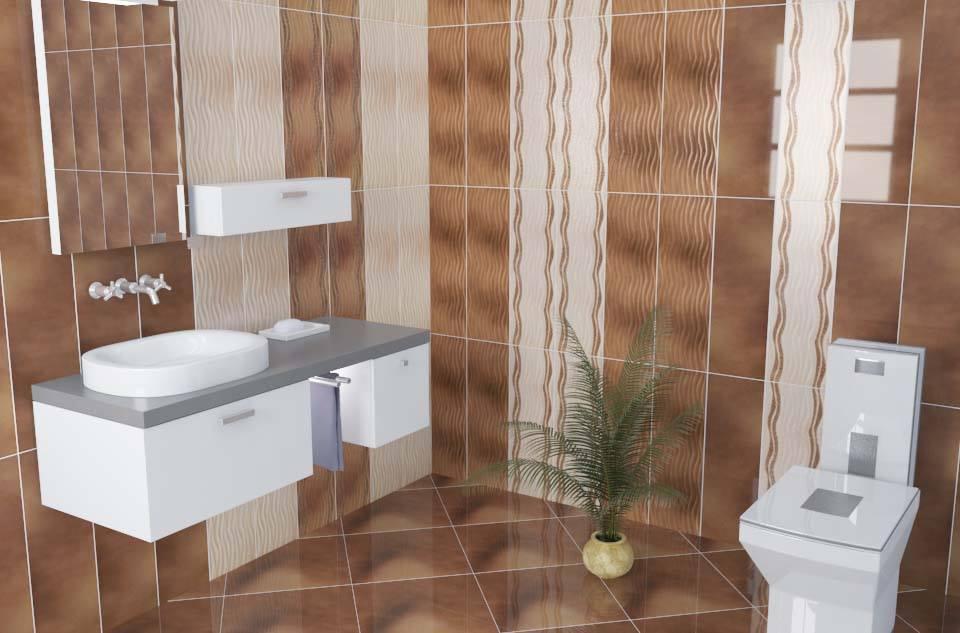 اشكال وتصميمات حمامات ارضيات سيراميك 2016 (3)