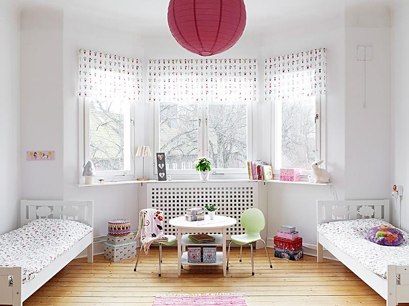الوان غرف الاطفال (1)