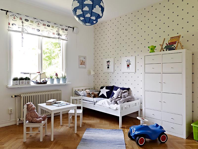 الوان غرف الاطفال (4)