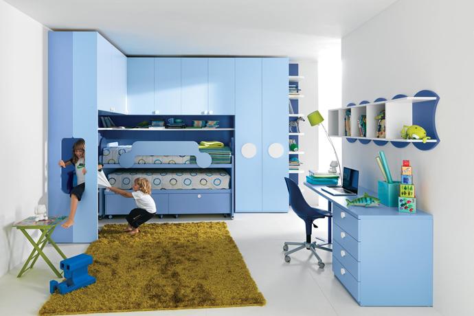 الوان غرف نوم اطفال2016 (2)