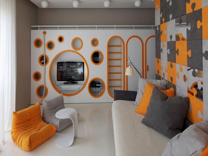 تصميمات غرف اطفال (4)