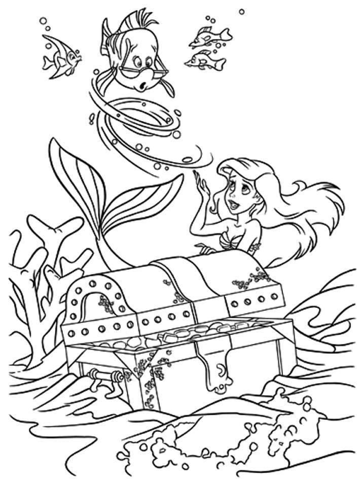 تلوين رسومات كرتون للأطفال (2)
